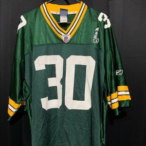 Green Bay Packers NFL Super Bowl Jersey